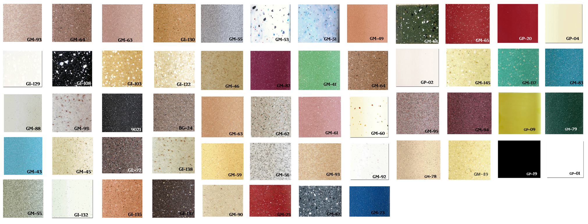 solid surface colors gallery for solid surface countertops c